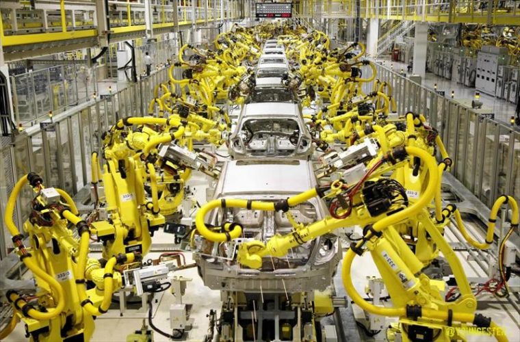 montaje industrial