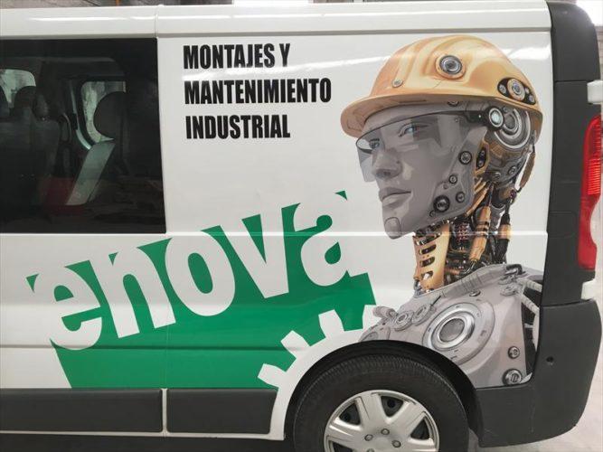 montajes y mantenimiento industrial